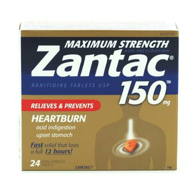 Buy Zantac 150 At Well Ca Free Shipping 35 In Canada