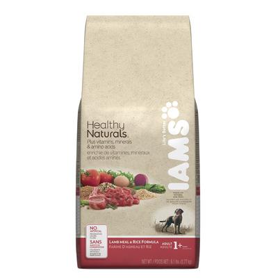 Buy Iams Healthy Naturals Dog Food