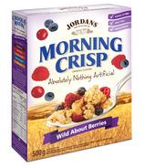 Jordans Morning Crisp Wild About Berries