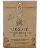 Orgaid Anti-Aging and Moisturizing Organic Sheet Mask
