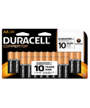 Duracell AA 20-Pack Coppertop Batteries
