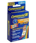 Compound W Wart Remover Pads For Kids