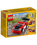 LEGO Creator Red Racer 3-in-1