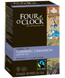 Four O'Clock Turmeric Cinnamon Tea