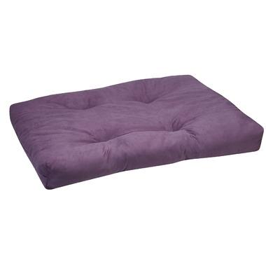 Gaiam Sol Studio Select Zabuton Floor Cushion Burgundy