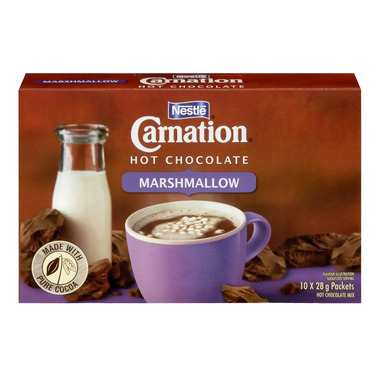 Carnation Hot Chocolate Mix with Marshmallow