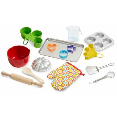 Melissa & Doug Let\'s Play House! Baking Play Set