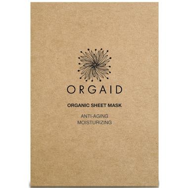 Orgaid Anti-Aging and Moisturizing Organic Sheet Mask