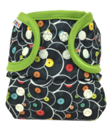 Bummis All-in-One Cloth Diaper Snap Vinyl Records