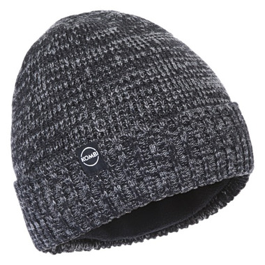 Kombi The Snowboarder Childrens Hat Black