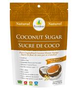 Ecoideas Organic Dark Brown Coconut Sugar