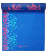 Gaiam Reversible Yoga Mat Pleasant Pose