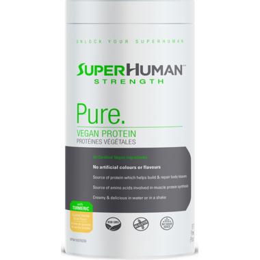 Super Human Pure Vegan Protein