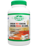 Organika Korean Red Ginseng
