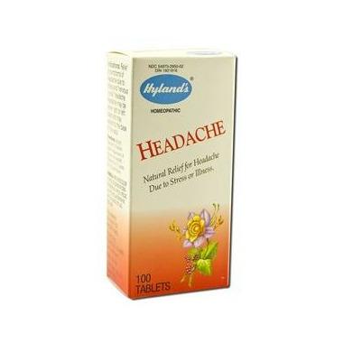 Hyland\'s Headache