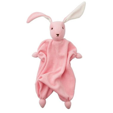 PEPPA Tino Organic Bonding Doll in Pink