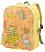 Sugarbooger Zippee Back Pack Hungry Monsters