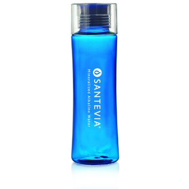 Santevia Tritan Water Bottle Blue