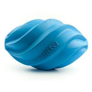 Petprojekt Small Skrubal Football Dog Toy in Blue