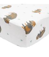Little Unicorn Cotton Muslin Sheet Bison