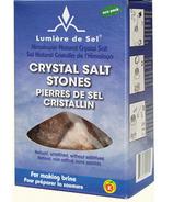 Lumiere de Sel Himalayan Natural Crystal Salt Stones