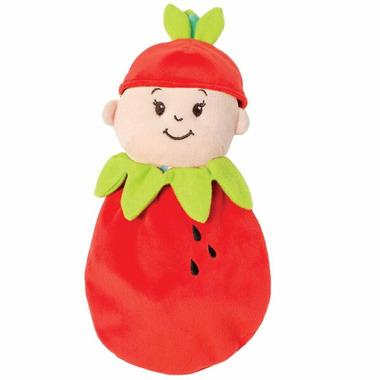 Manhattan Toy Wee Baby Stella Doll Fruit Suit Strawberry