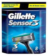 Gillette Sensor 3 Blades