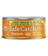 Safe Catch Elite Wild Tuna Tandoori
