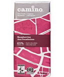 Camino Raspberries Dark Chocolate Bar