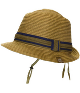 Calikids Straw Hat Tan