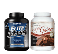 Shop Weight Gainers and Muscle Gainers