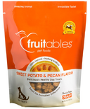 Fruitables Crunch Dog Treats Sweet Potato & Pecan Flavour