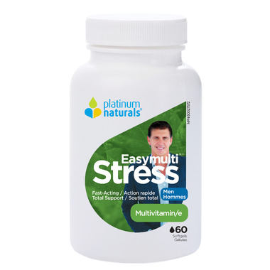 Platinum Naturals Easymulti Stress for Men