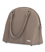 Little Unicorn Rotunda Diaper Bag Taupe