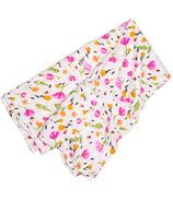 Little Unicorn Cotton Muslin Swaddle Blanket Berry & Bloom