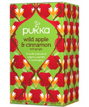 Pukka Wild Apple & Cinnamon Tea