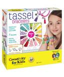 Creativity for Kids Tassel Bracelets