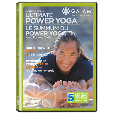 ultimate power yoga rodney yee
