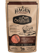 Hagen Heritage Dog Treats Sweet Potato Chips