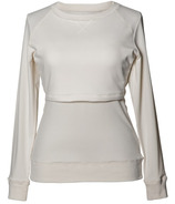 Boob B. Warmer Sweatshirt with Organic Cotton