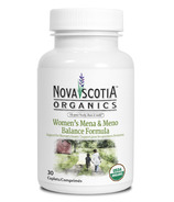 Nova Scotia Organics Women's Mena & Meno Balance