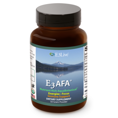 E3Live E3-AFA Powder