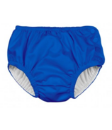 iPlay Snap Reusable Absorbent Swimsuit Diaper Royal Blue