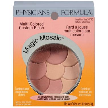 Physicians Formula Magic Mosaic Multi-Colored Custom Blush