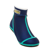 Duukies Beachsocks Navy Emerald