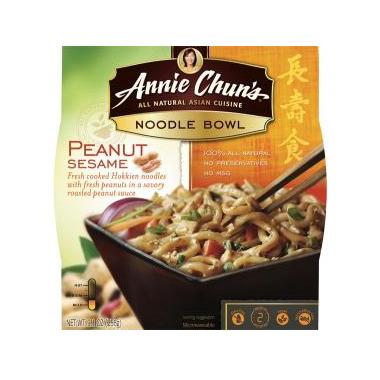 Annie Chun\'s Vegan Noodle Bowl