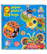 Alex Paper Plate Bugs