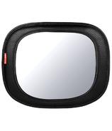 Skip Hop Style Driven Backseat Mirror Tonal Chevron