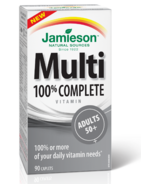 Jamieson Multi 100% Complete Vitamin for Adults 50+