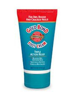 Gold Bond Moisturizing Foot Cream
